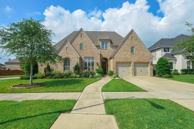Richmond Single Family Home For Sale: 20635 Long Way Trace