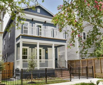 Houston Single Family Home For Sale: 348 W 27th Street