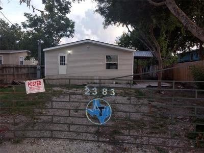 San Leon Single Family Home For Sale: 2383 Broadway Street