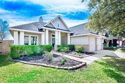 Sugar Land Single Family Home For Sale: 8130 Lauren Way