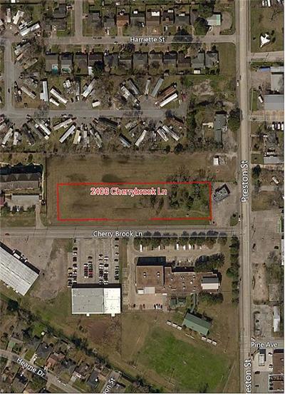 Pasadena Residential Lots & Land For Sale: 2406 Cherrybrook Lane