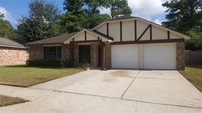 Spring Single Family Home For Sale: 4606 Enchanted Rock Lane