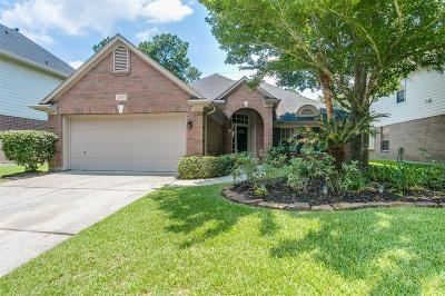 Humble TX Single Family Home For Sale: $219,000
