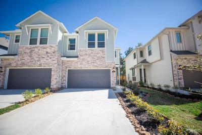 Conroe Condo/Townhouse For Sale: 199 Moon Dance Court