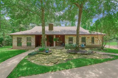 Magnolia Single Family Home For Sale: 34005 Running Wood Court