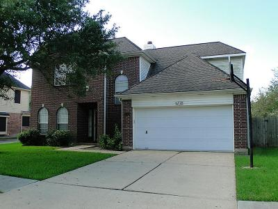 Pearland Rental For Rent: 3206 Lee Circle