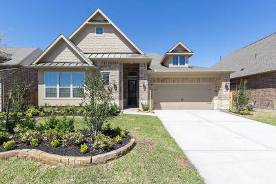 Cypress Single Family Home For Sale: 13918 Copper Pine Drive