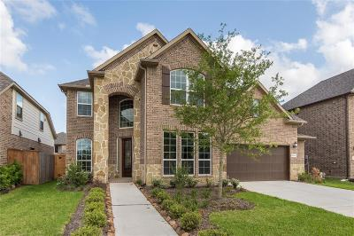 Missouri City Single Family Home For Sale: 10006 Cypress Path