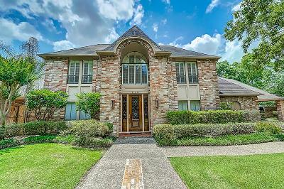 Houston Single Family Home For Sale: 810 E Herdsman Drive