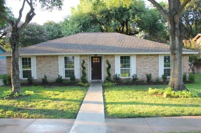 Houston Single Family Home For Sale: 12614 Westleigh Drive