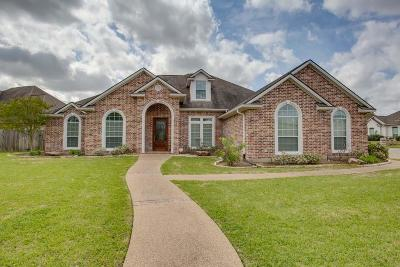 College Station Single Family Home For Sale: 2209 Rockingham Lp