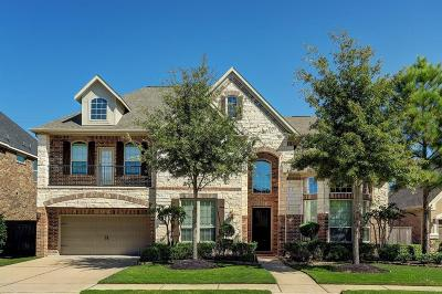 Katy Single Family Home For Sale: 26730 Cedardale Pines Drive