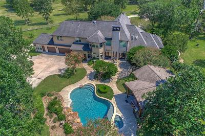 Conroe Farm & Ranch For Sale: 15252 Saddlewood Drive