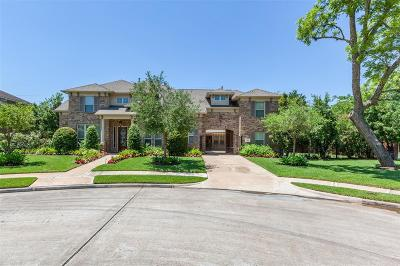 Sugar Land Single Family Home For Sale: 1923 Sterling Green Court