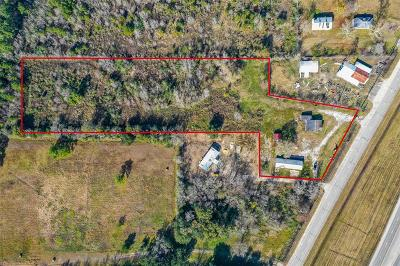 Crosby Residential Lots & Land For Sale: 4631 Highway 90