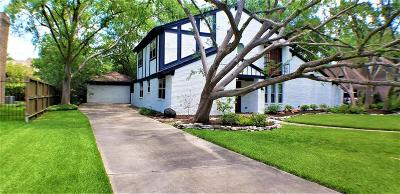 Houston Single Family Home For Sale: 10806 Candlewood Drive
