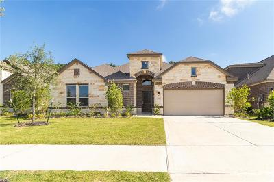 Porter Single Family Home For Sale: 22313 Relaxing Drive