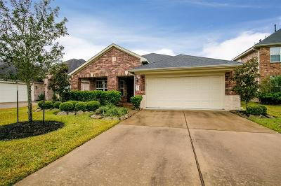 Cypress Single Family Home For Sale: 18011 Double Bay Road