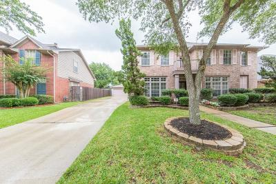 Single Family Home For Sale: 3311 Almond Creek Drive