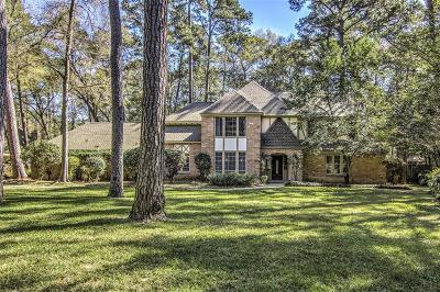Kingwood Single Family Home For Sale: 2402 Shady Run