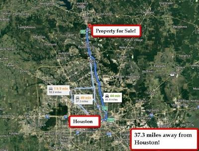 Conroe Residential Lots & Land For Sale: 127 Butlers Island Street