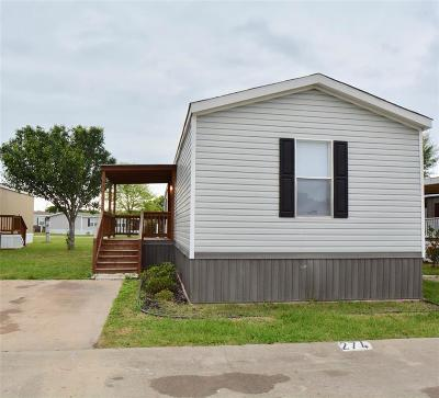 Sealy Single Family Home For Sale: 2300 Ward Bend Road