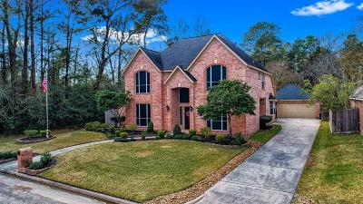 Kingwood Single Family Home For Sale: 3503 Valley Chase Drive