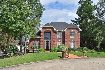 Kingwood Single Family Home For Sale: 3506 Cedar Mills Drive