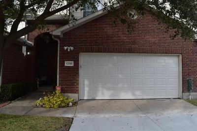 Houston Condo/Townhouse For Sale: 12510 N Ashford Villa Lane