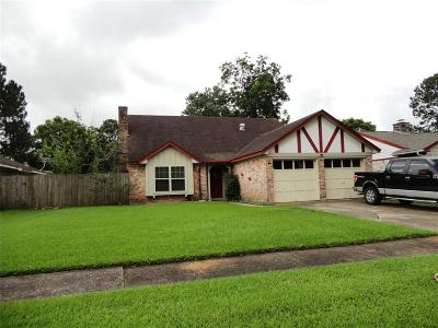 Houston TX Single Family Home For Sale: $198,000