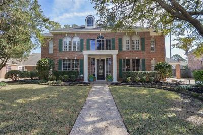 Kingwood Single Family Home For Sale: 1810 Quiet Country Court