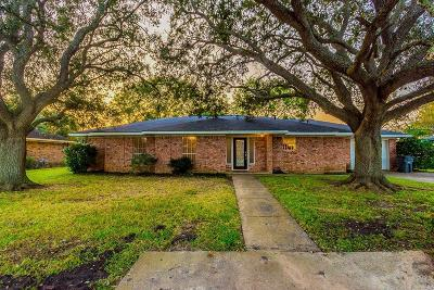 Bay City TX Single Family Home For Sale: $164,000