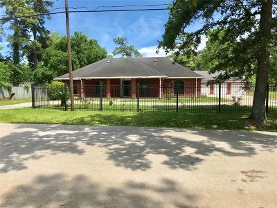 Single Family Home For Sale: 8215 Claiborne Street