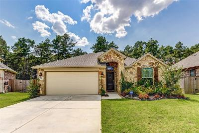 Conroe Single Family Home For Sale: 2818 Ridgecliff Court