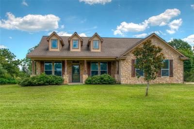 Plantersville Single Family Home For Sale: 9451 Cr 203