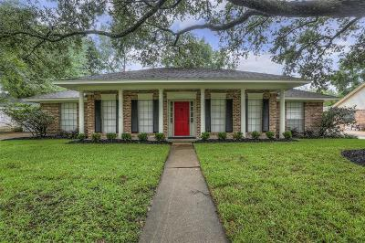 Houston Single Family Home For Sale: 2511 Hollow Hook Road