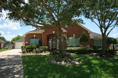 Missouri City Single Family Home For Sale: 2911 Valley Stone Court