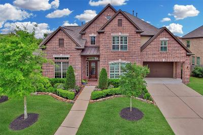 Katy Single Family Home For Sale: 4803 Derbywood Glen Lane