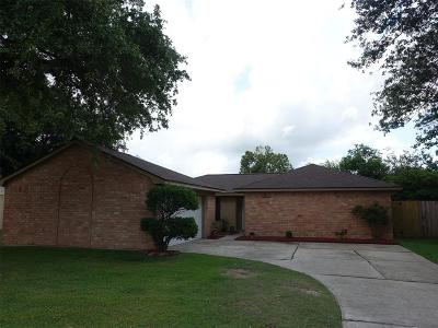 Harris County Single Family Home For Sale: 10103 Oakmont Drive