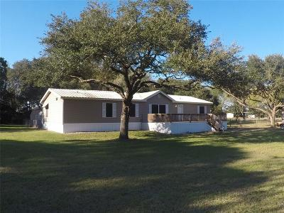 Sealy Single Family Home Pending: 383 Mixville Road