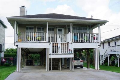 Galveston County Rental For Rent: 272 Seminole Drive