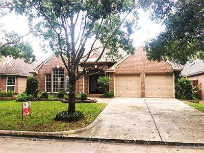 Kingwood Single Family Home For Sale: 2510 S Strathford Lane