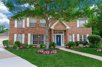 Missouri City Single Family Home For Sale: 4007 Eastshore Street