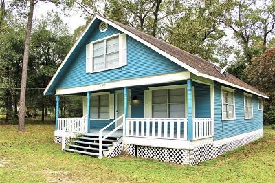 Magnolia Single Family Home For Sale: 31041 Pine Knott Road