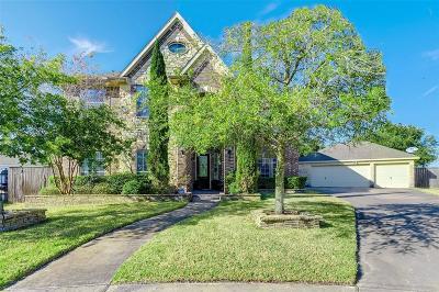 Jersey Village Single Family Home For Sale: 110 Windcrest Court