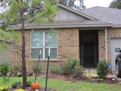 Conroe Single Family Home For Sale: 4294 Roaring Timber Drive