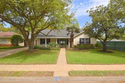 Houston Single Family Home For Sale: 6218 Hurst Street