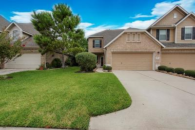 Spring Condo/Townhouse For Sale: 8426 Sunset Loch Drive