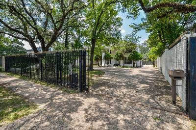 Braeswood Single Family Home For Sale: 7312 Main Street