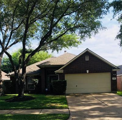 Houston Single Family Home For Sale: 12807 Village Way Drive